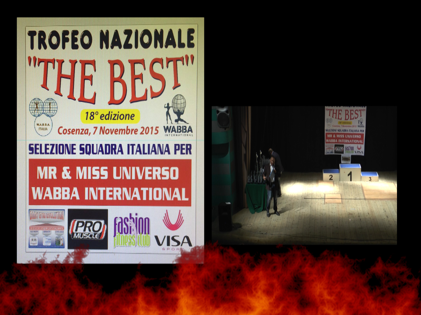 Trofeo The Best 18 Ed. Parte I