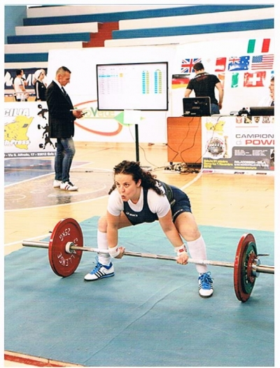 Campionati Mondiali di Powerlifting W.D.F.P.F ( WORLD DRUG FREE POWERLIFTING FEDERATION)
