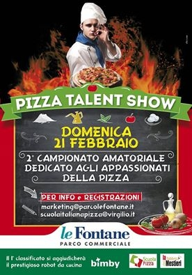 2° Pizza Talent Show 21 02 2016 in diretta Video Streaming
