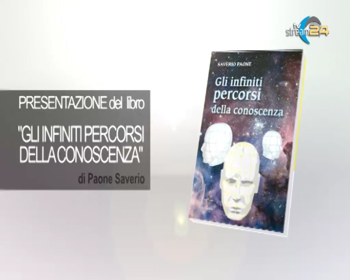 Presentazione Libro Saverio Paone con Video