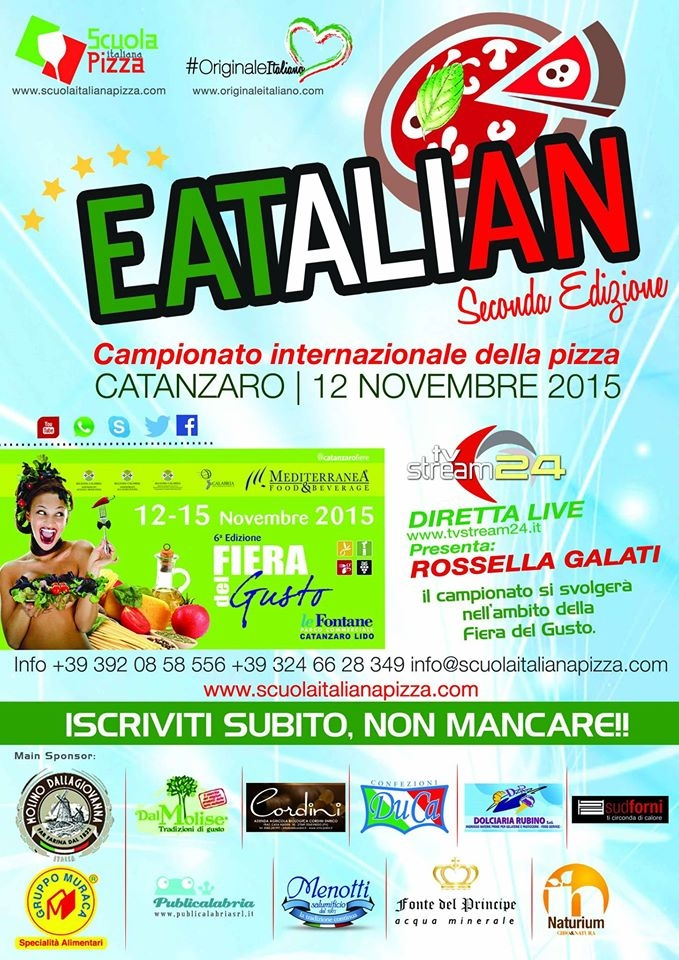 Diretta Video Streaming Eatalian 2° Ed_12_11_2015