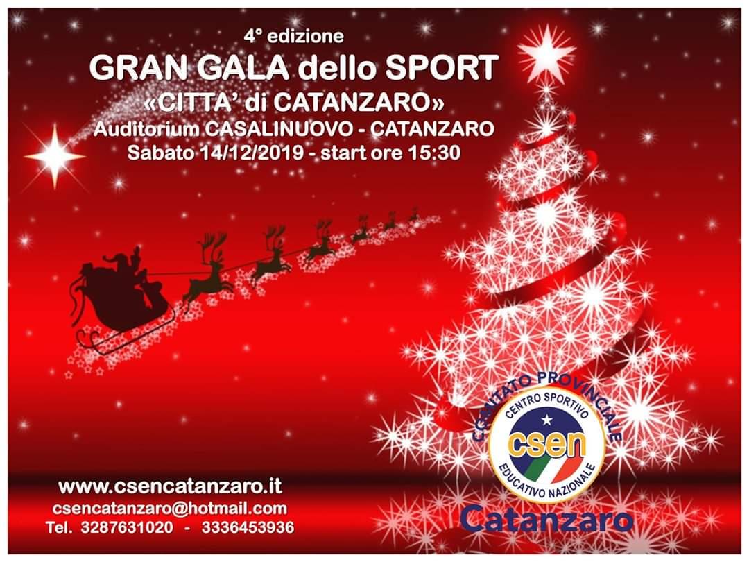 Gran Gala' dello Sport 14 12 2019